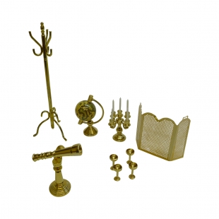 Brass & Gold Miniatures