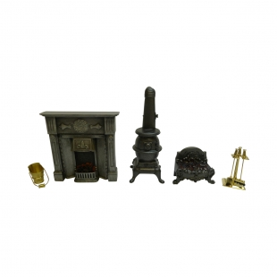 Fires and Stoves