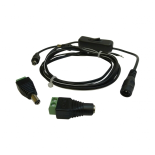 2.1mm Adapters and Leads