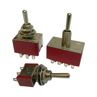 Miniature Toggle Switches