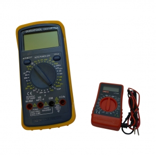 Multimeters and Test Equipment