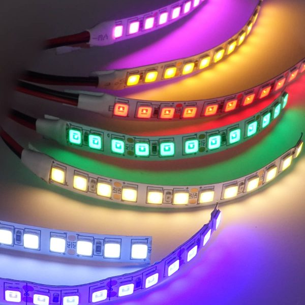 Pre-wired LED Strip Lighting